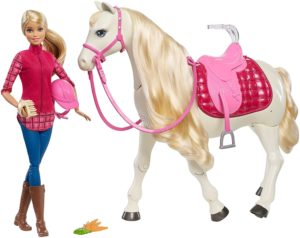 Barbie DreamHorse and Doll - Hot Toys for Girls