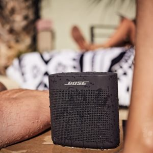 Bose SoundLink Color Bluetooth speaker II - Soft black - Best Gift Ideas for Men