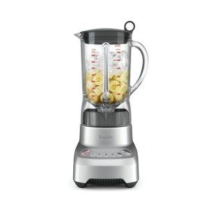 Breville BBL560XL Hemisphere Smooth Blender review, Silver