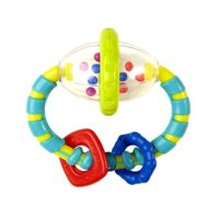 Best Toys for 1 year old Bright Starts Grab and Spin Rattle