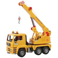 Bruder MAN Crane Truck - Toys for Boys