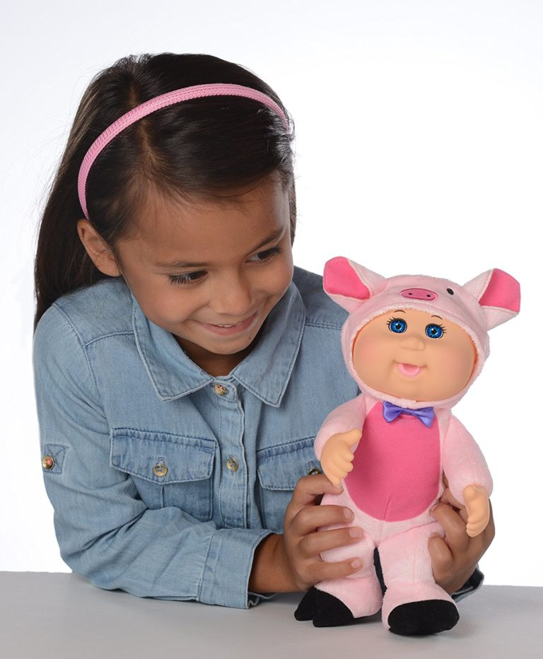 Cabbage Patch Kids Cuties Collection, Petunia the Pig Baby