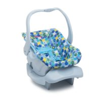 Doll Toy Car Seat - Blue Dot - Best toys for Kids