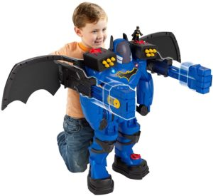 Fisher-Price Imaginext DC Super Friends Batbot Xtreme - Hottest Toys for Christmas