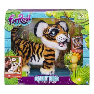 furreal friends roarin tyler the playful tiger best hot new toys for christmas and birthday - New Toys For Christmas
