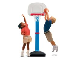 Little Tikes Easy Score Basketball Set - 3 Ball - Great Outdoor Toys for Kids