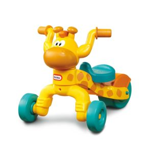 gift ideas for girls - Little Tikes Go and Grow Lil' Rollin' Giraffe Ride-on