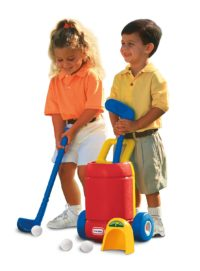 Little Tikes Totsports Easy Hit Golf Set - Outdoor Toys for Kids