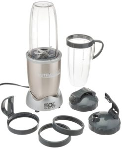 The best bullet blender review nutribullet vs for Magic bullet motor size