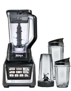 Best Nutri Ninja Ninja Blender Duo with Auto-iQ (BL642)
