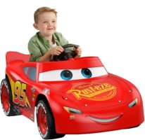 Power Wheels Disney Pixar Cars 3 Lightning McQueen - Best Hot New Toys for Christmas and Birthday