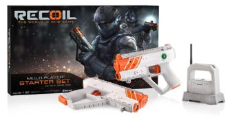 Recoil Starter Set - First Person Shooter Come to Life