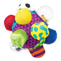 Sassy Developmental Bumpy Ball Toys for 1 year old
