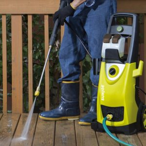 Sun Joe SPX3000 Pressure Joe 2030 PSI 1.76 GPM 14.5-Amp Electric Pressure Washer - Best Gift Ideas for Men