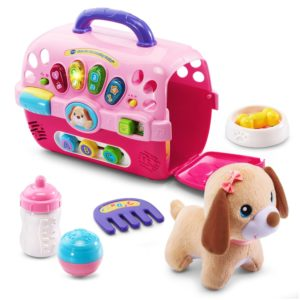 gift ideas for girls - VTech Care for Me Learning Carrier Toy