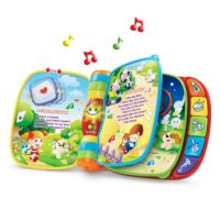 VTech Musical Rhymes Book gift ideas for a 3 year old