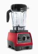 vitamix blender professional 7500 red