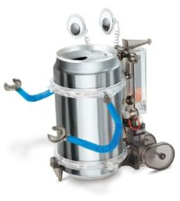 4M Tin Can Robot - Cool Gift Ideas