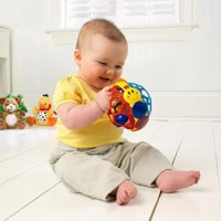 Baby Einstein Bendy Ball Best Toys for Toddlers 1 2-3 year old