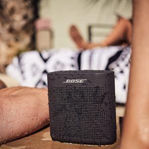 Bose SoundLink Color Bluetooth speaker II - Soft black - Best Gift Ideas for Men