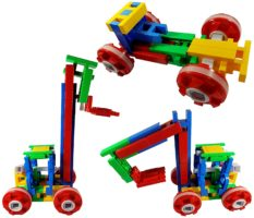 CTK Engineer Building Set Fun STEM Toys For 3 4 5 6 7 8 9 Year Old Boys Girls Best Birthday Gift Ages