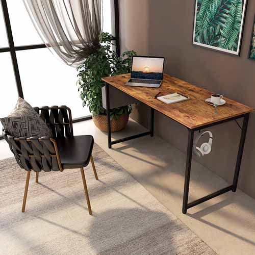 CubiCubi Computer Desk is one of Home Office Desk Ideas to consider.
