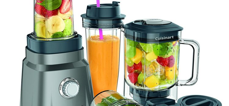 Cuisinart Hurricane Compact Juicing Blender Review