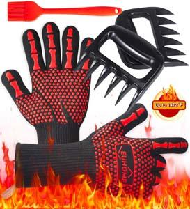 Heat Resistant BBQ Gloves