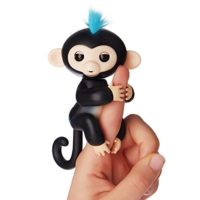 Fingerlings - Interactive Baby Monkey - Finn - Best Hot New Toys for Christmas and Birthday