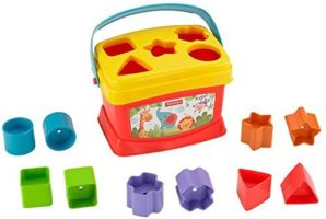 Gift Ideas for one year old Fisher-Price Brilliant Basics Baby's First Blocks