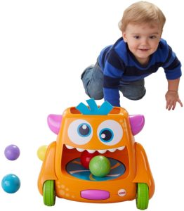 Fisher-Price Zoom 'n Crawl Monster - Hot Toys for Kids