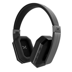 Ghostek soDrop 2 Premium Wireless Headphones Built-In Microphone & Controls Black