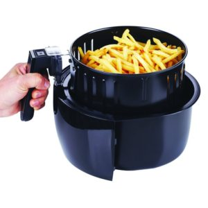 Cooking with an air fryer - GoWISE USA 3.7-Quart Programmable 7-in-1 Air Fryer, GW22621
