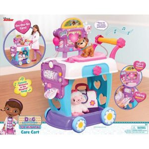Just Play Doc McStuffins Hospital Care Cart Toy - Hottest Girls Toys