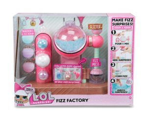 L.O.L. Surprise Fizz Factory - Christmas Gift 2017