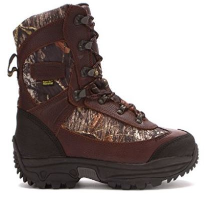 Best Ice Fishing Boots - LaCrosse Hunt Pac Extreme 10'' Boot 2000gm Leather