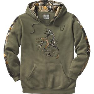 Legendary Whitetails Men's Camo Outfitter Hoodie - Best Gift Ideas for Men