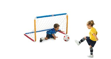 Little Tikes Easy Score Soccer Set - Best Outdoor Toys for Boys and Girls