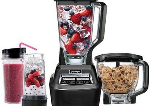 Top Rated Best Ninja Blender Mega Kitchen System (BL770)