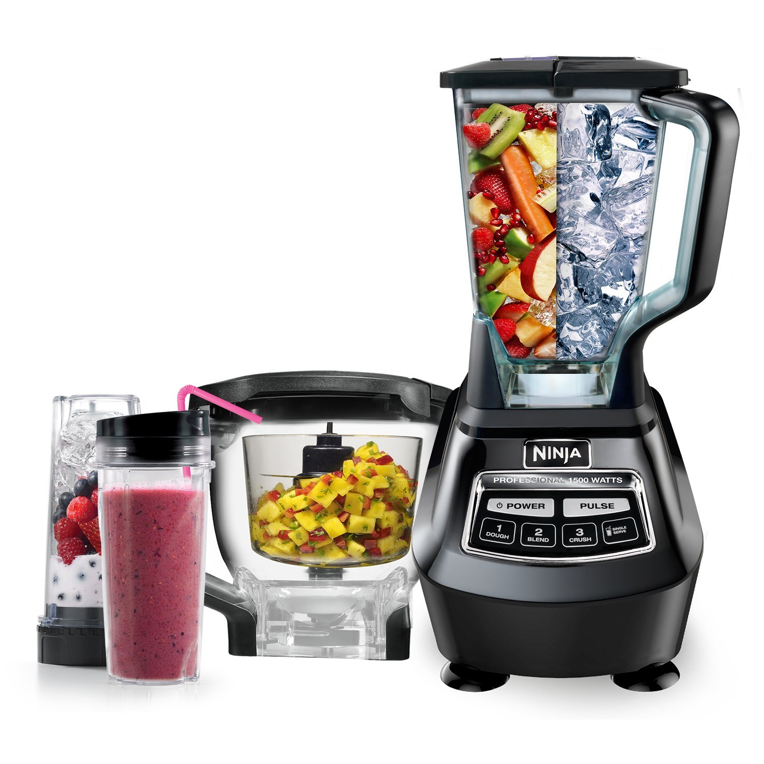 Best Ninja Blender Mega Kitchen System (BL771)