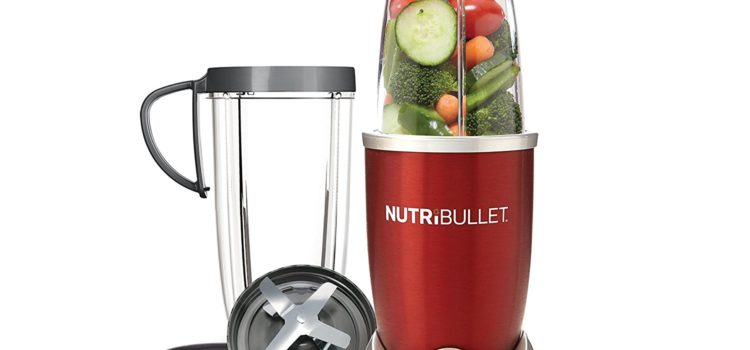NutriBullet (Red) Hi-Speed Blender Under 100
