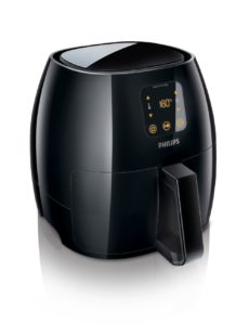 Philips XL Airfryer, The Original Airfryer, Fry Healthy with 75% Less Fat, Black, HD9240-94