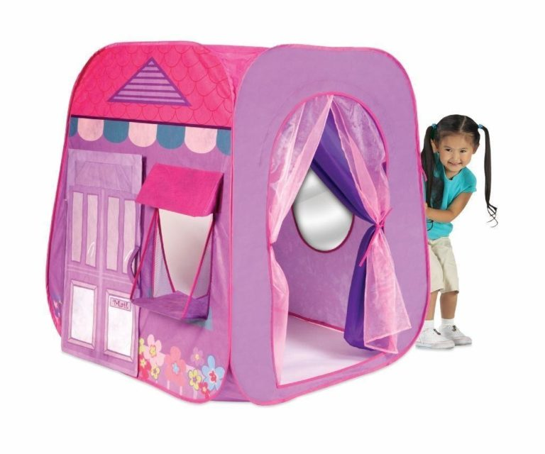gift ideas for girls - Playhut Beauty Boutique Play Tent