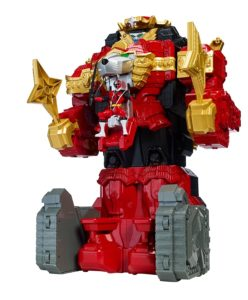Power Rangers Ninja Steel ‑ Lion Fire Fortress Zord - Best Toys for Boys