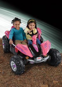 Power Wheels Dune Racer, Pink-Purple - Hot Toys for Boys
