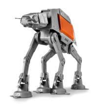 Revell 85-1636 Star Wars Snaptite Build and Play Imperial AT-ACT Cargo Walker Building Kit