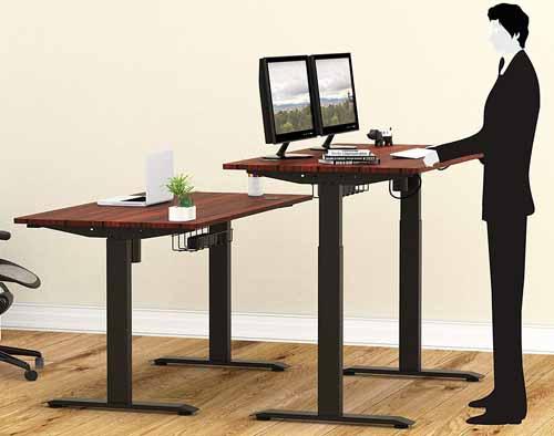 Adjustable Standing Home Office Desk Ideas