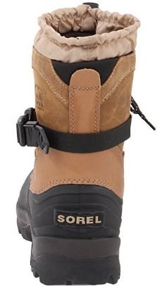 ice fishing boots - Sorel Men's Conquest Boot