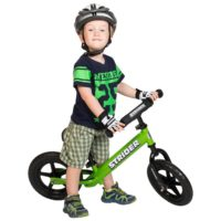 Strider - 12 Sport Balance Bike, Ages 18 Months to 5 Years - Top Outdoor Toys for Kids
