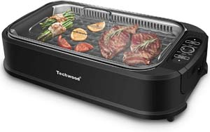 Techwood Smokeless Grill Indoor Grill